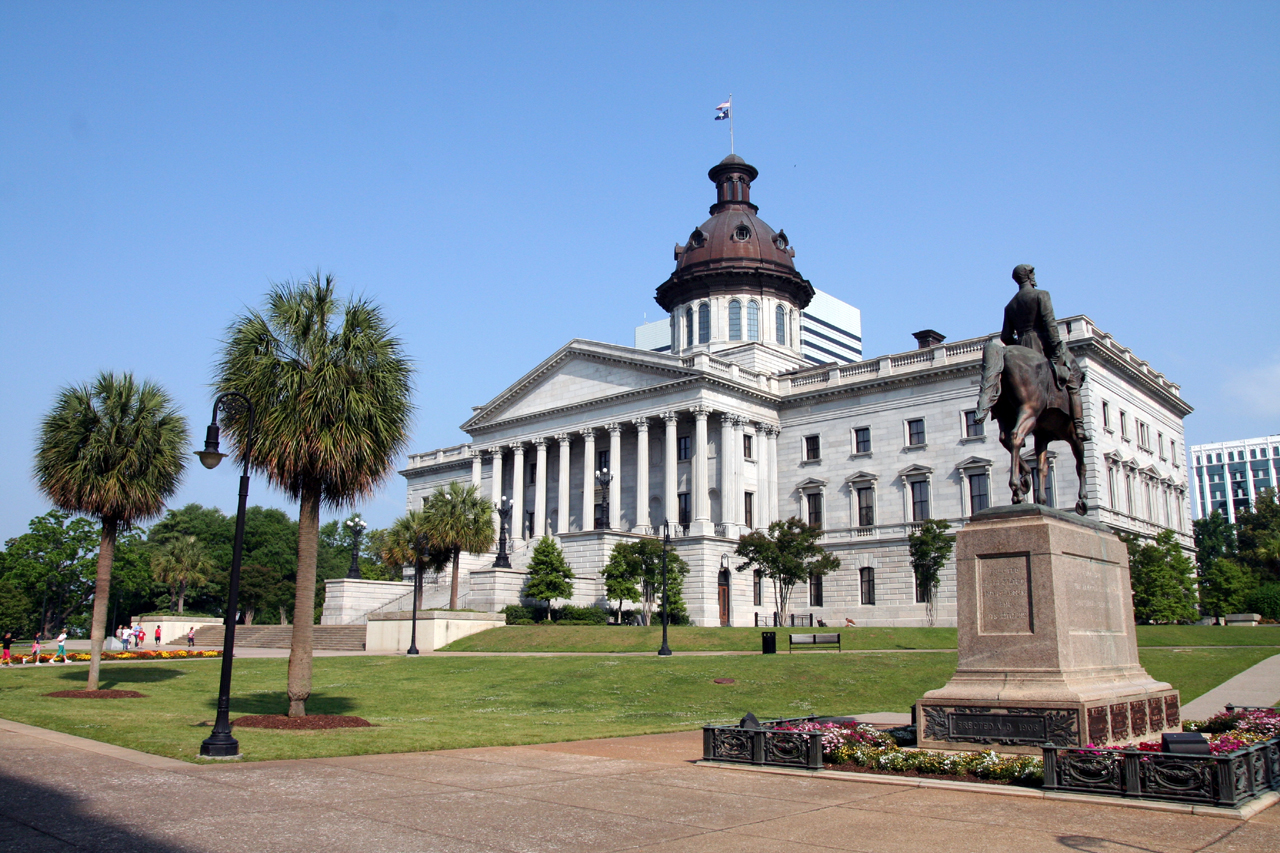 Mighty fine looking state house, don't you think?
