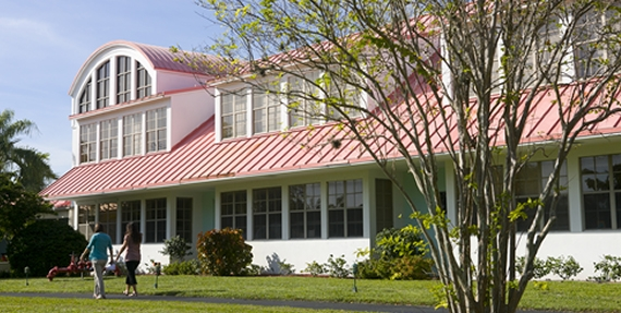 The Renfrew Center was the first residential eating disorder treatment facility in the U.S.